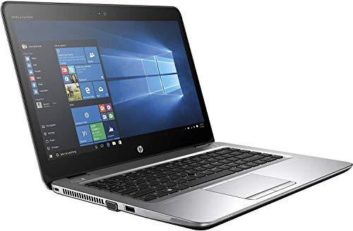 """HP EliteBook 840 G3 14"""" Anti-Glare HD Business Laptop (Intel Core i5-6300U, 8GB DDR4, 256GB SSD) Fingerprint, Backlit, DP, VGA, Type-C, CAN/US Keyboard, Windows 10 Pro Downgradeable Window 7 Pro"""