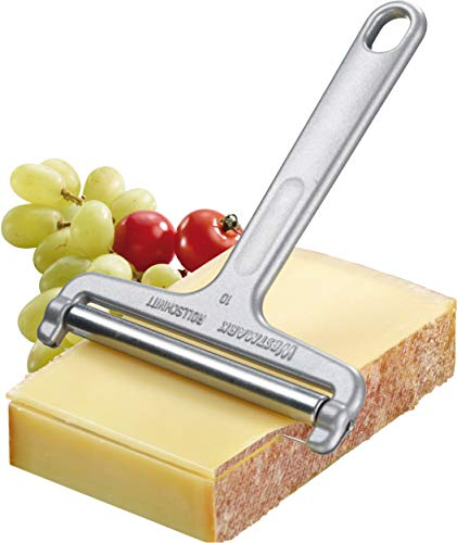 Westmark Germany Heavy Duty Stainless Steel Wire Cheese Slicer Angle...