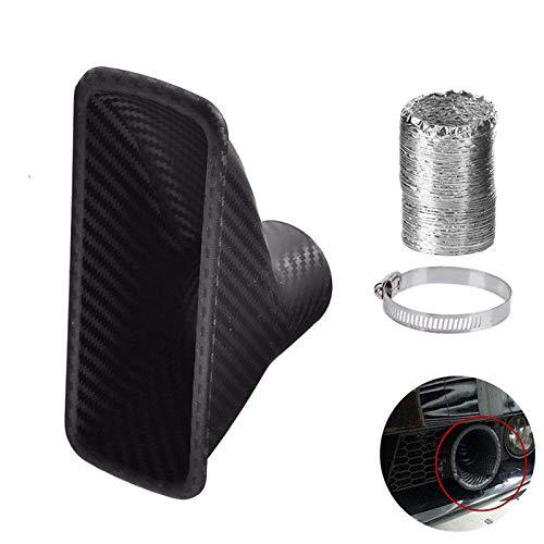 Ouverture automatique de l'admission automobile - Collier de serrage pour manchon d'admission turbo.