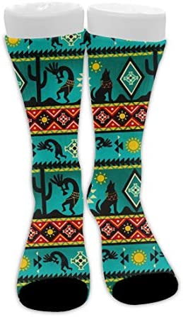 Women Men Novelty Funny Crazy Dress Crew Socks Casual Cotton Mid Calf Athletic Sports Tube Socks product image