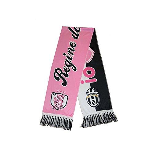 Juventus satijn roze sjaal