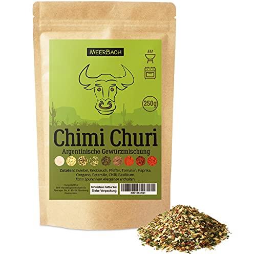 Chimi Churi Gewürzmischung, 250g Chimmi Churri, Argentinisches Gewürz, Chimichurri Gewürz, perfekt zum Grillen!