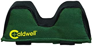 Caldwell Filled Universal Front Rest Bag with Durable Construction and Hook and Loop Straps for Outdoor, Range, Shooting and Hunting