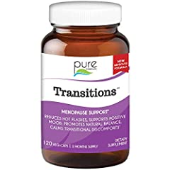 Winner of the 2013 Vity Award for Woman's Health Supplement! You know you are getting a product that has helped many women before you! Transitions was formulated to strengthen your adrenal glands. Stronger adrenal glands mean your body will produce m...