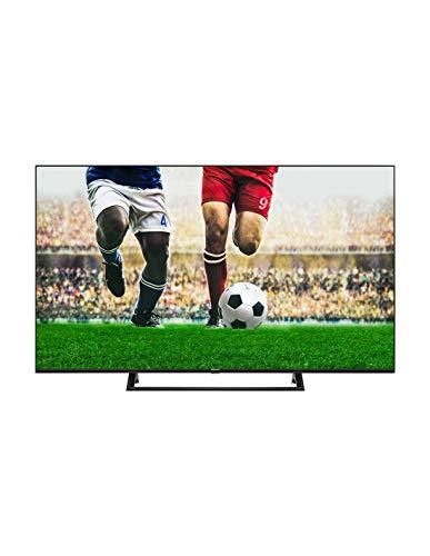 55 Zoll Hisense 55A7300F, 4K Ultra HD, HDR, DTS Virtual: X, VIDAA U 4.0, Freeview-Wiedergabe, Alexa integriert