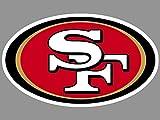 NFL <span class='highlight'>San</span> <span class='highlight'>Francisco</span> 49ers 63074011 Perfect Cut Color De<span class='highlight'>ca</span>l, 4