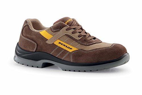 Dunlop DL0201001-45 Sicherheitsschuhe für den Profi, 45