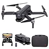 Goolsky SJRC F11 4K PRO RC Drone with Camera 4K Gimbal 2-Axis Brushless Motor 5G WiFi FPV GPS Quadcopter Point of Interest Waypoint Flight 1500m Control Distance 26mins with Case