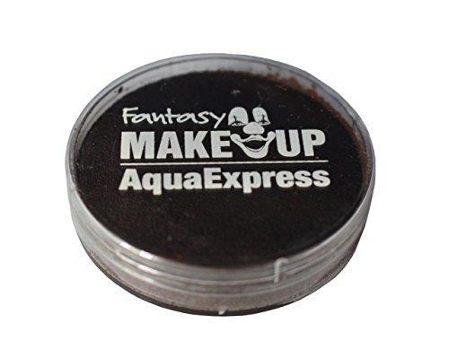 Kreul Fantasy Aqua Make Up Express Dunkelbraun, 1er Pack (1 x 15 g)