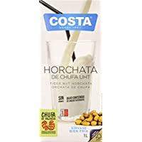 Costa Costa Horchata Chufa Uht 1L. 1000 ml - Pack de 6