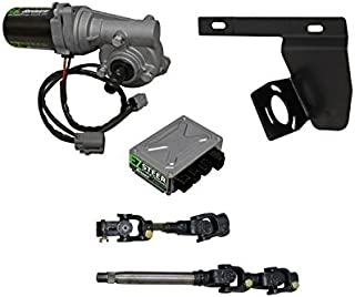 SuperATV EZ-STEER Power Steering Kit For John Deere Gator - Multiple Models (2005+)