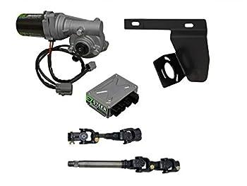 SuperATV EZ-STEER Power Steering Kit For John Deere Gator - Multiple Models  2005+