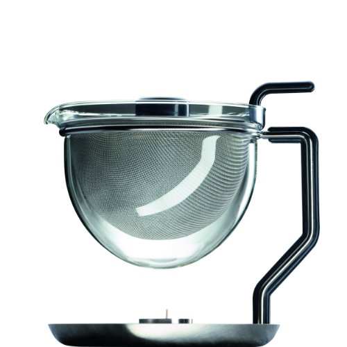 Mono Teapot with Integrated Warmer - 50 Ounce