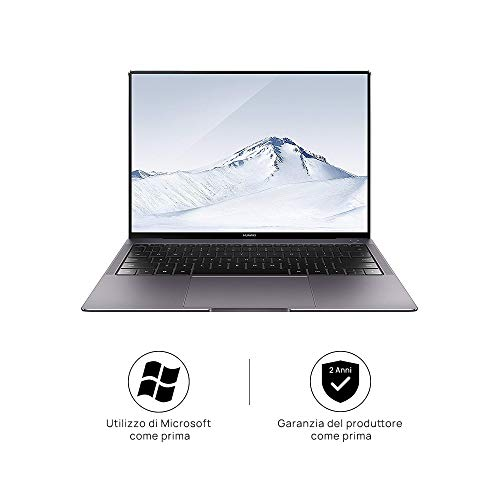 Huawei MateBook X Pro, Notebook Intel Core