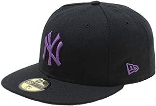 【NEW ERA 国内正規代理店】NEWERA ニューエラ 59FIFTY MLB ベーシック ニューヨーク・ヤンキース / 11カラー