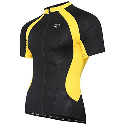 Maillot mangas cortas Ciclismo, Camiseta Verano de Ciclistas, Ropa ciclismo - Deportes Hera