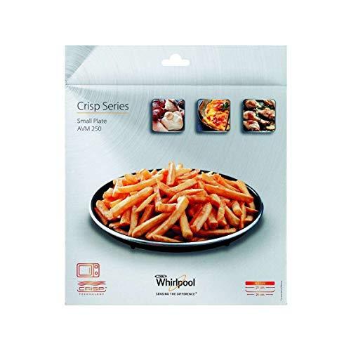 Genuine Whirlpool Microwave Crisper Plate 25cm C00322870