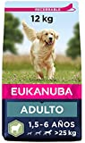 Eukanuba Alimento seco para perros adultos de razas grandes,