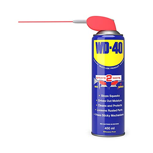 WD-40 Multifunktionsspray 450 ml, Smart Straw