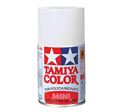 Tamiya 86001 Paint Spray, White