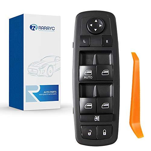Master Power Interruptor de ventana de repuesto para Dodge Nitro y Jeep Liberty 2008-2012 y Dodge Journey 2009 2010