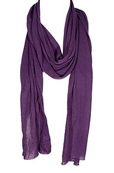 Best purple scarves for women Reviews