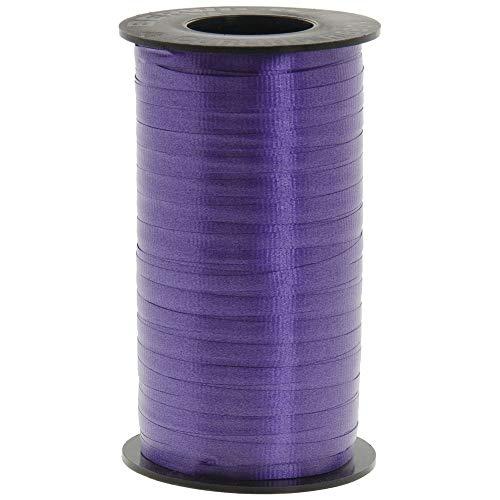 Berwick 1 09 Splendorette Crimped Curling Ribbon, 3/16-Inch Wide by 500-Yard Spool, Purple