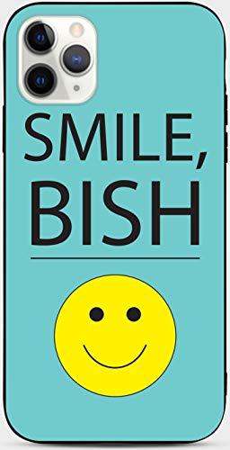 Toothsome Studios Smile Bish Emoji iPhone 11 TPU Case Funny Phone Sleeve
