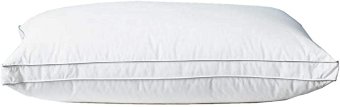 Hours Slowly Rebounding Hotel Pillow With White Cotton Cover, Size 50X70cm, H02, queen
