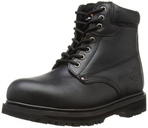 Dickies FA23200 Cleveland SB-P Safety Boots 9 UK, 43 EU, Black - EN safety certified