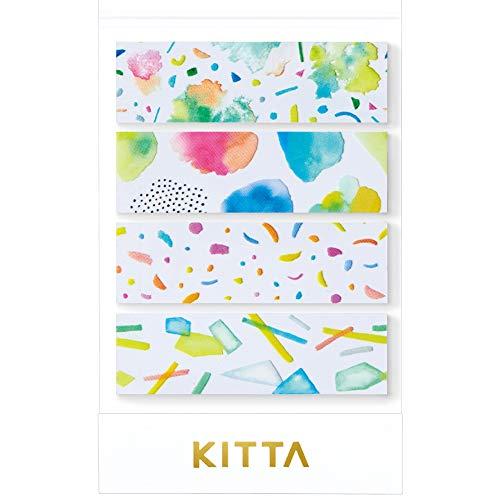 キングジム マスキングテープ KITTA Clear KITT004 ヒカリ