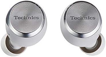 Technics EAH-AZ70WE-S True Wireless In-Ear Premium Class hörlurar (brusreducering, röststyrning, trådlös) silver
