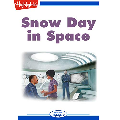 Snow Day in Space cover art