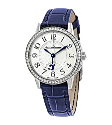 Rendez-Vous Night & Day Small Silver Dial Diamond Watch 3468430