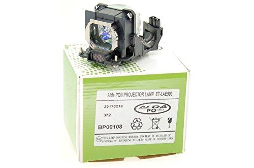 Alda PQ-Premium, Beamerlampe / Ersatzlampe für PANASONIC PT-AE900 Projektoren, Lampe mit Gehäuse