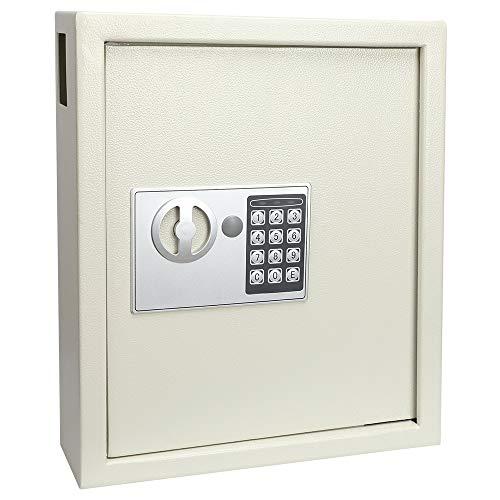 KYODOLED Electronic 40 Key Cabinet Wall Mount
