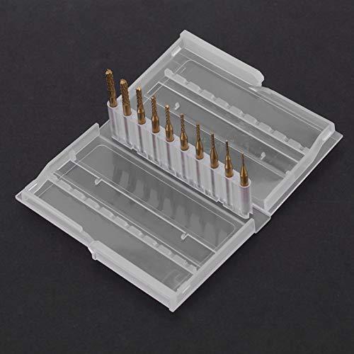 37-mm-Schneidmeißel, Schaftfräser mit hoher Härte, Hartmetall für Kunststoff-Leiterplatten