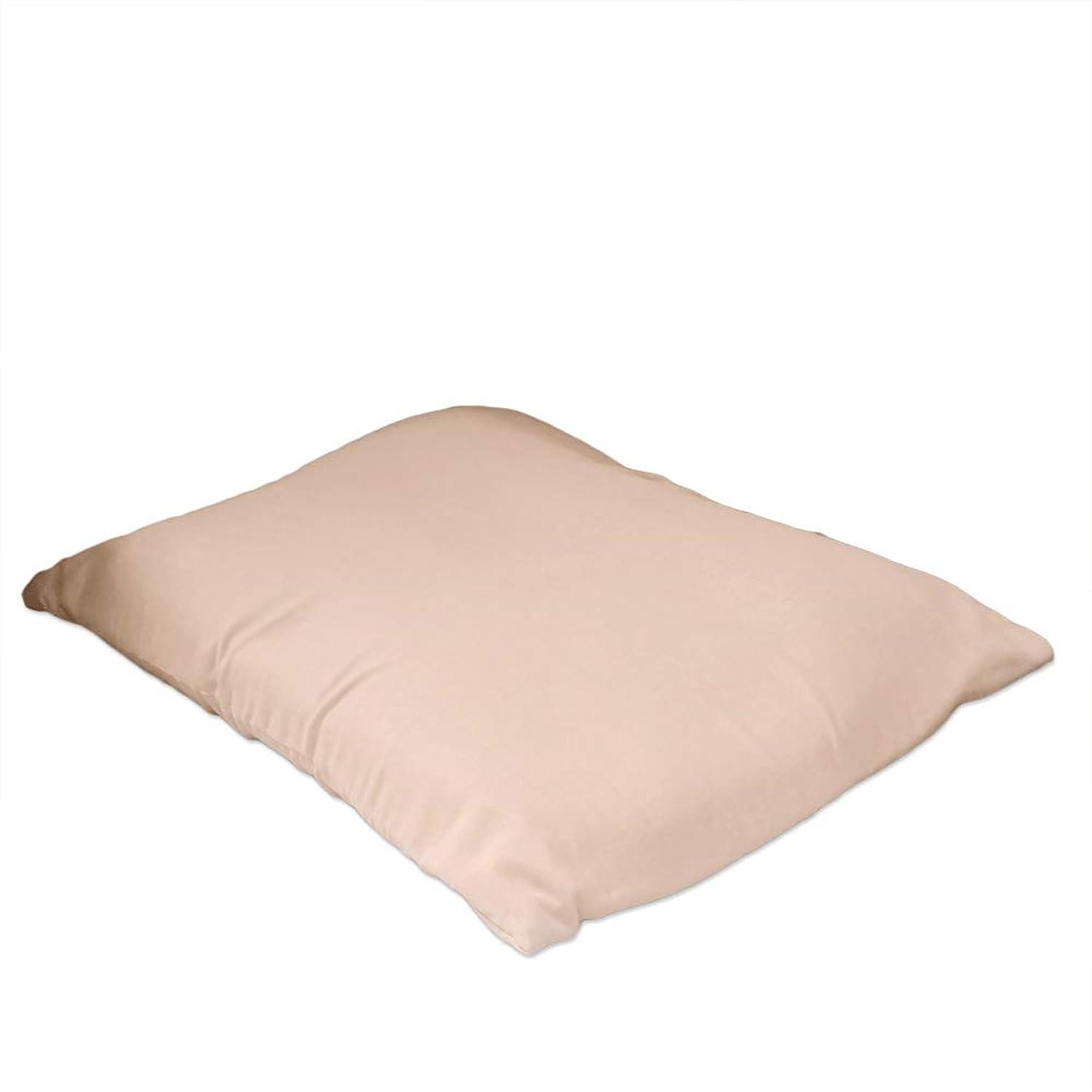 家具屈辱する余分な眠り姫 枕カバー ダブルガーゼ 43×63cm 和晒 無地 ピンク 日本製 ファスナー メール便対応商品