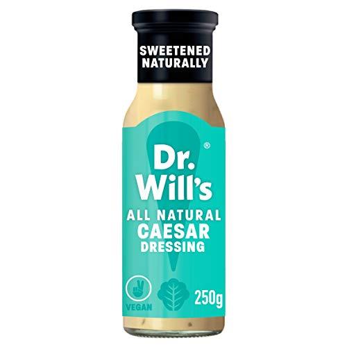 Dr Wills Vegan Caesar Dressing & Dip Sauce, 250 g