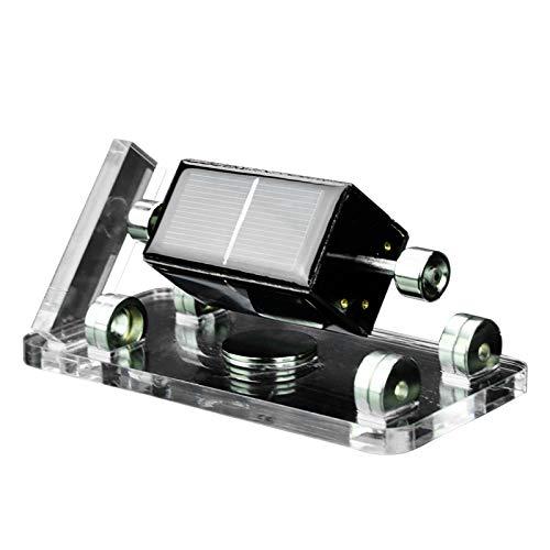 ACAMPTAR Solar Horizontales Vier-Seitiges Magnetisch Suspension Mendocino Motor Stirling Motor Ausbildung Modell