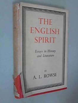 Hardcover THE ENGLISH SPIRIT Book