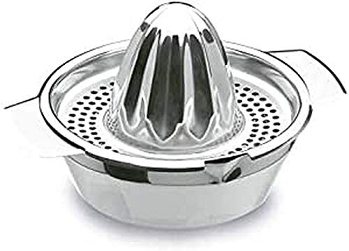 Lacor - 62952 - Exprimidor Manual Inox 10cm