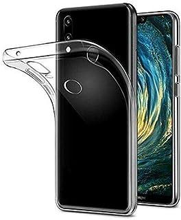 comprar comparacion COPHONE® Funda para Huawei P20 Lite Funda Silicona Transparente de Silicona Antideslizante. Transparente Carcasa Huawei P2...