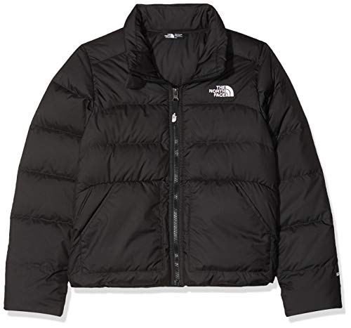 THE NORTH FACE Kinder Insulated Down G Andes Down Jacket, Tnf Black, S, 3NKU