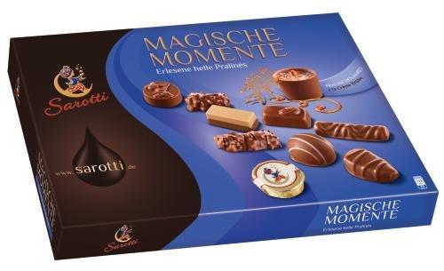 Sarotti Feinste helle Pralinen, 2er Pack (2 x 225 g)
