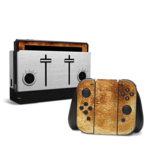 Toastendo - Decal Sticker Wrap - Compatible with Nintendo Switch