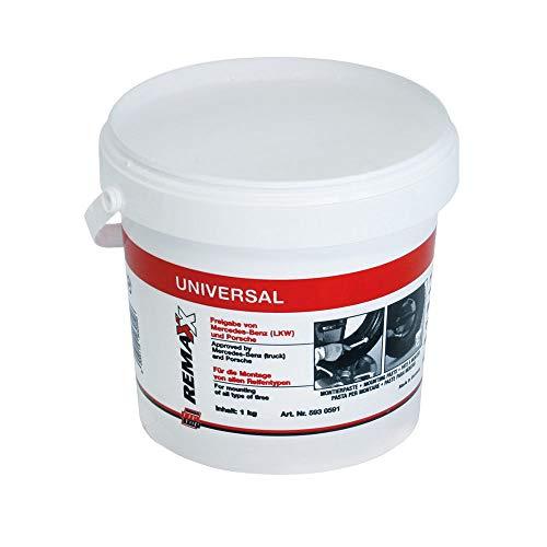 Rema Tip Top 2174050500 Reifenmontierpaste, weiß, 1 kg