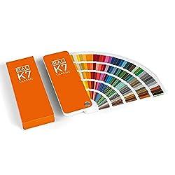 ral farben gesamte farbtabelle mit vielen lack beispielfotos. Black Bedroom Furniture Sets. Home Design Ideas