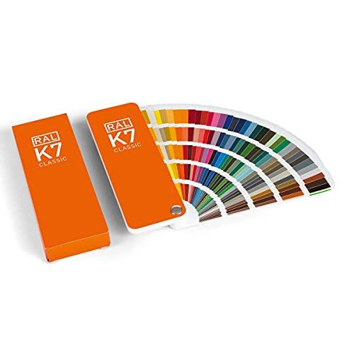 RAL K7 CLASSIC Farbfächer
