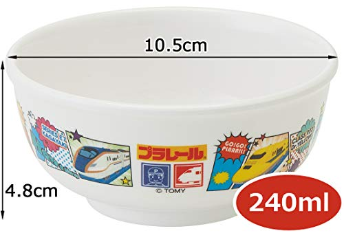 スケーター『メラミン製お茶碗プラレール19』